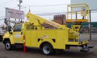 2005 2 MAN 40' TELESCOPIC BUCKET